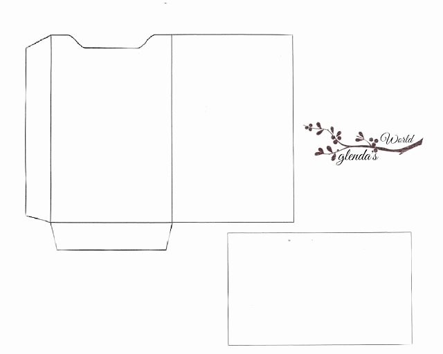 Gift Card Envelope Template Awesome 25 Best Ideas About Gift Card Template On Pinterest