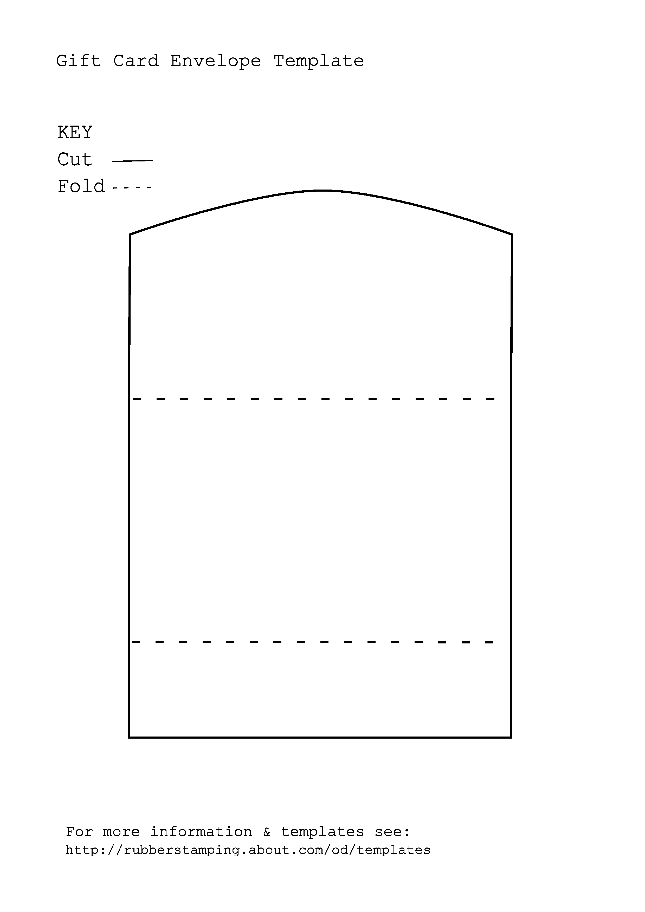 Gift Card Envelope Template Best Of Learn How to Make some Super Easy Envelopes