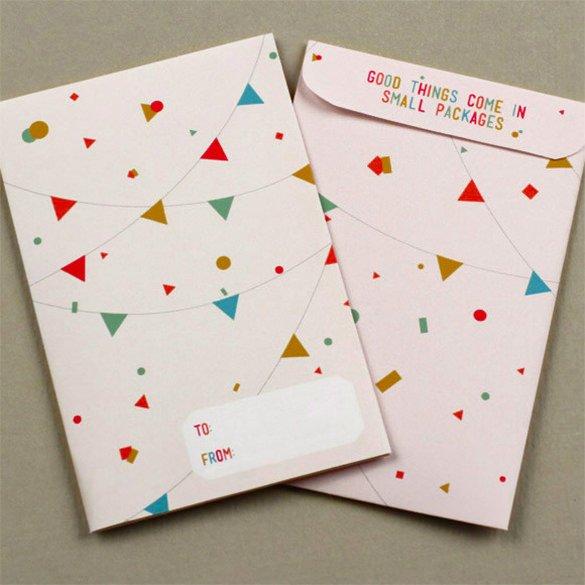 Gift Card Envelope Template Fresh 10 Gift Card Envelope Templates Free Printable Word