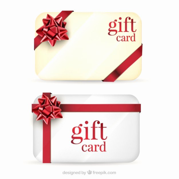 Gift Card Template Psd Unique Gift Cards Pack Vector