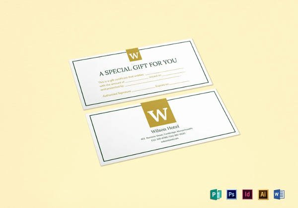 Gift Certificate Template Psd Awesome Best Gift Certificate Templates 38 Free Word Pdf