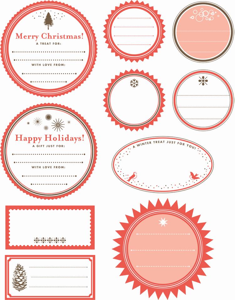 Gift Tag Template Free Elegant Printable Gift Tag Templates Print Free Gift Wrapping Tags