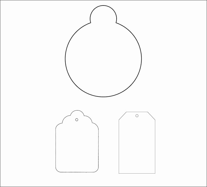 Gift Tag Template Free Lovely Gift Tag Template 27 Free Printable Vector Eps Psd