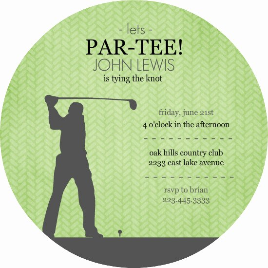 Golf Invitation Template Free Beautiful 40th Birthday Ideas Free Golf Birthday Invitation Templates
