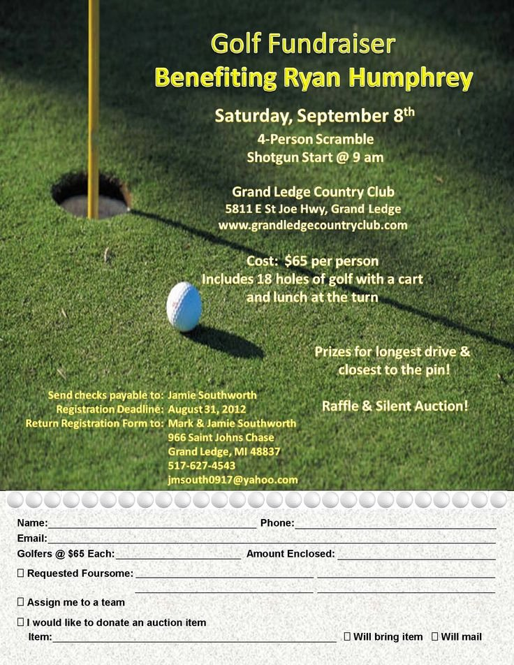 Golf Outing Flyer Template Lovely 97 Best Images About Flyer Ideas Templates On Pinterest