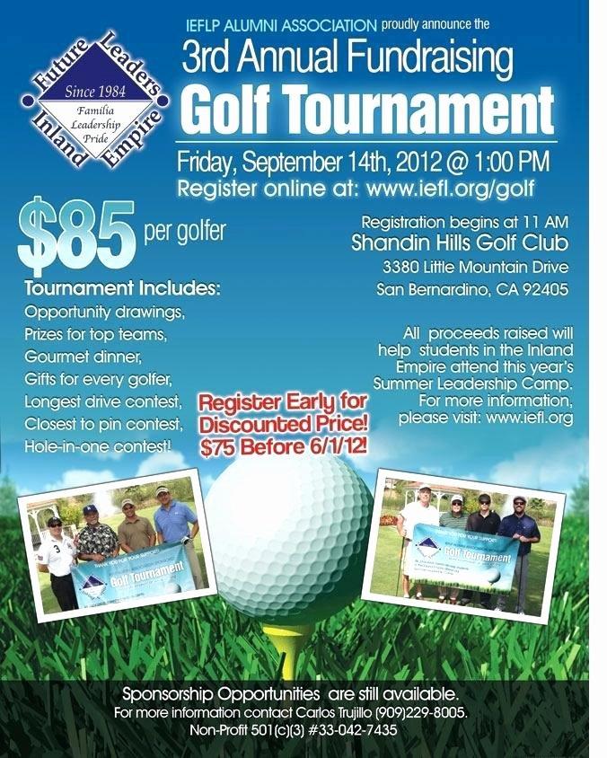 Golf tournament Flyer Template Best Of Golf tournament Flyer Template