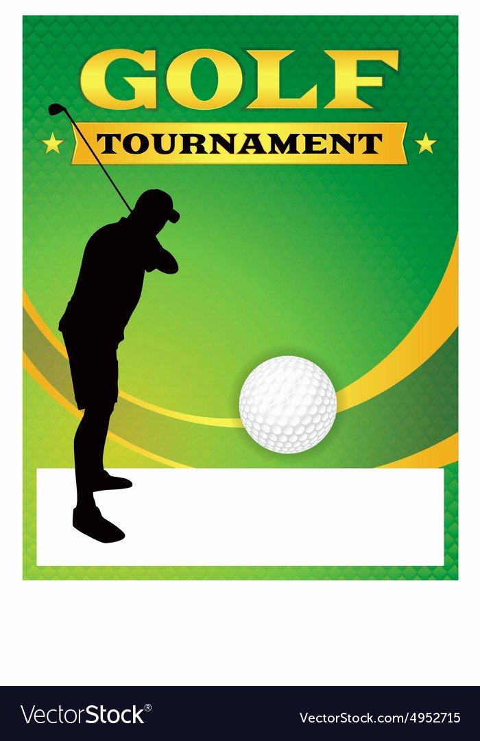 Golf tournament Flyer Template Fresh Flyers – Lamp Flyers