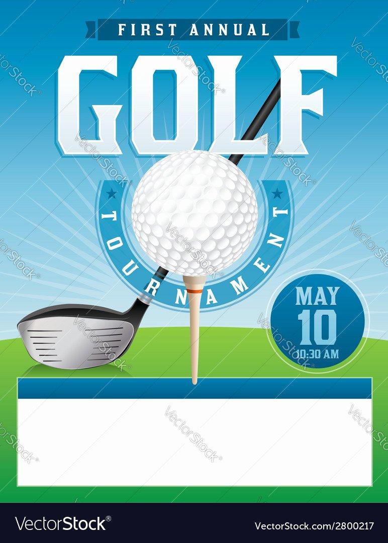 Golf tournament Flyer Template Lovely Golf Flyer Template Yourweek 5267f3eca25e
