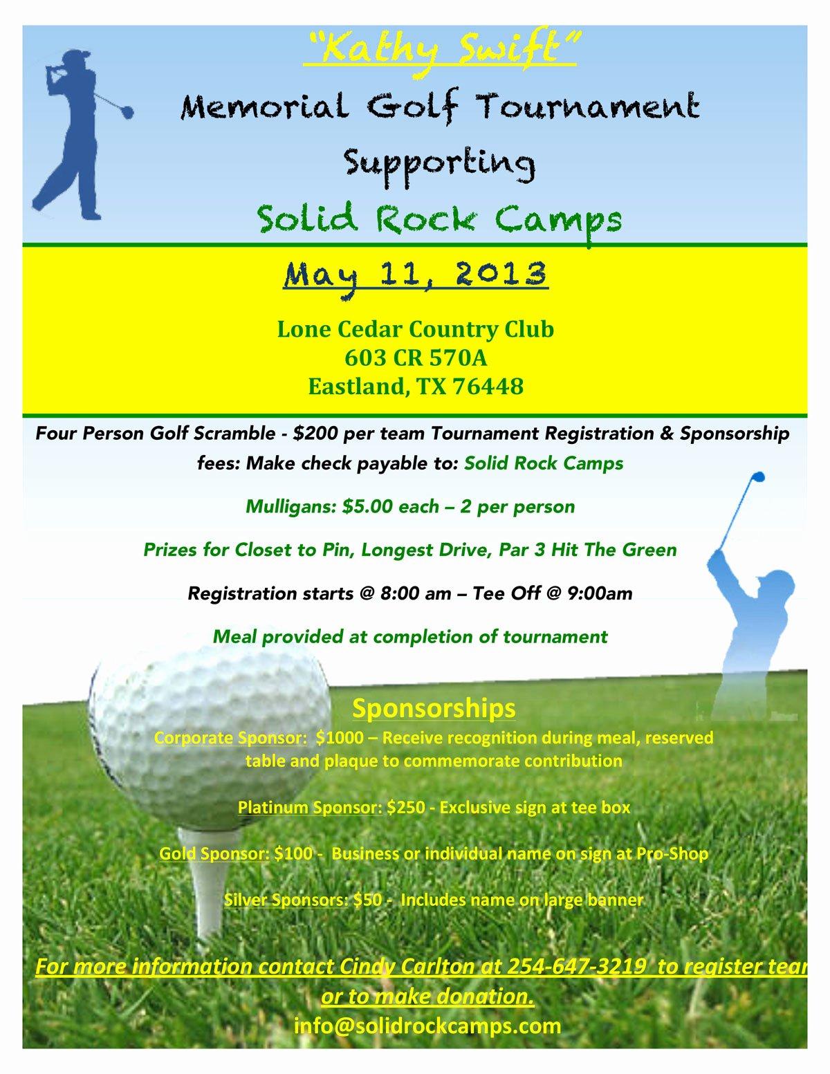 Golf tournament Flyers Template Best Of Golf tournament Brochure Template Fresh Flyer Gol Golf