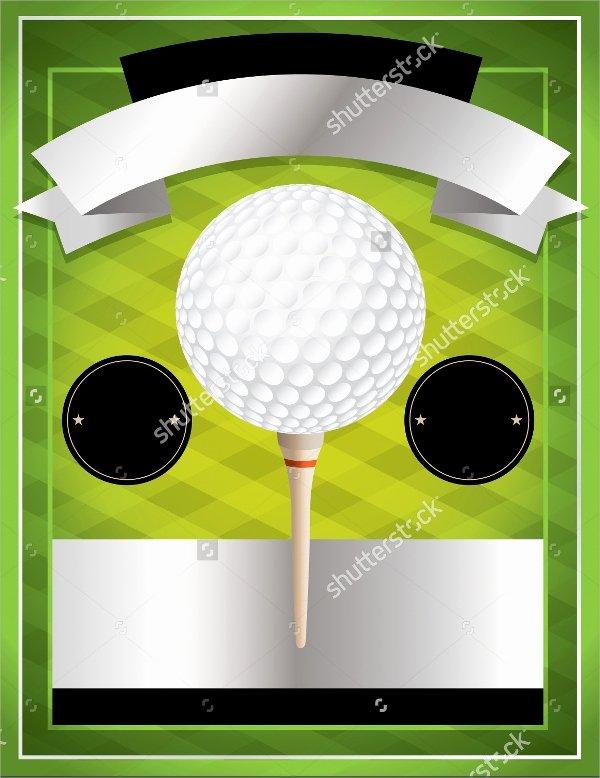 Golf tournament Flyers Template Best Of Golf tournament Flyer Template 20 Download In Vector