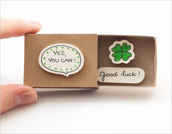 Good Luck Card Template Awesome 18 Good Luck Card Templates Psd Ai Eps
