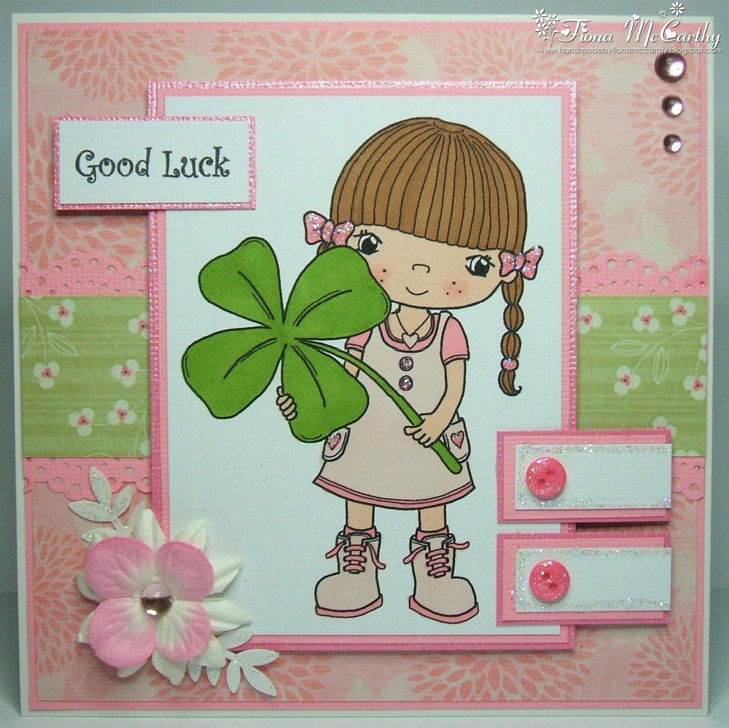 Good Luck Card Template Beautiful Good Luck Cards to Print Portablegasgrillweber