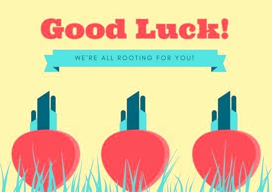 Good Luck Card Template Fresh Farewell Party Template We Will Miss You Invitation Card