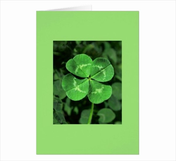 Good Luck Card Template Unique 17 Printable Good Luck Card Designs & Templates Psd Ai