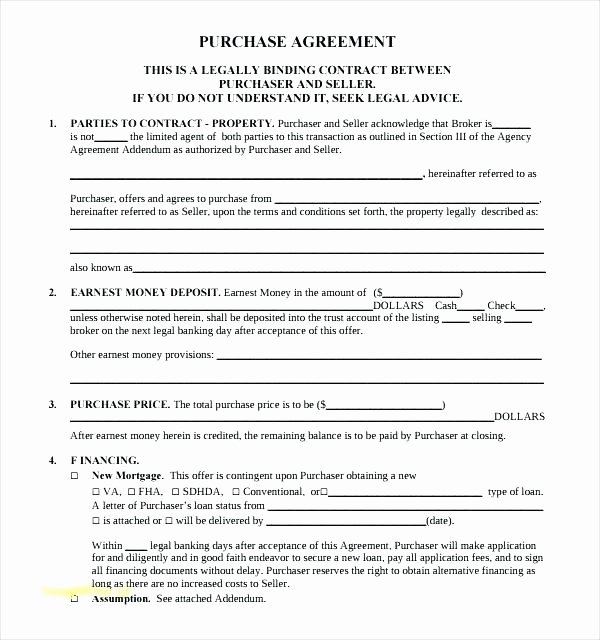 Goods Purchase Agreement Template Fresh wholesale Purchase Agreement Template Terms Conditions for