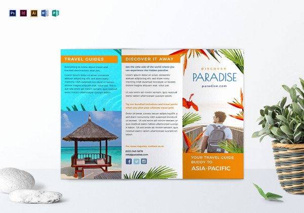 Google Brochure Template Free Awesome 17 Fabulous Google Brochure Templates Psd Ai Indesign