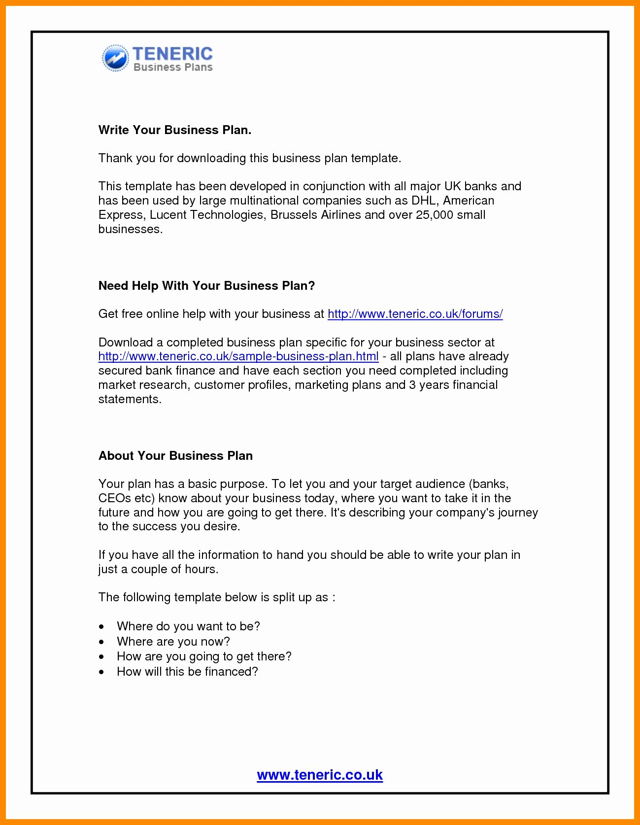 Google Business Plan Template Fresh Google Business Plans Templates Unique Plan Template