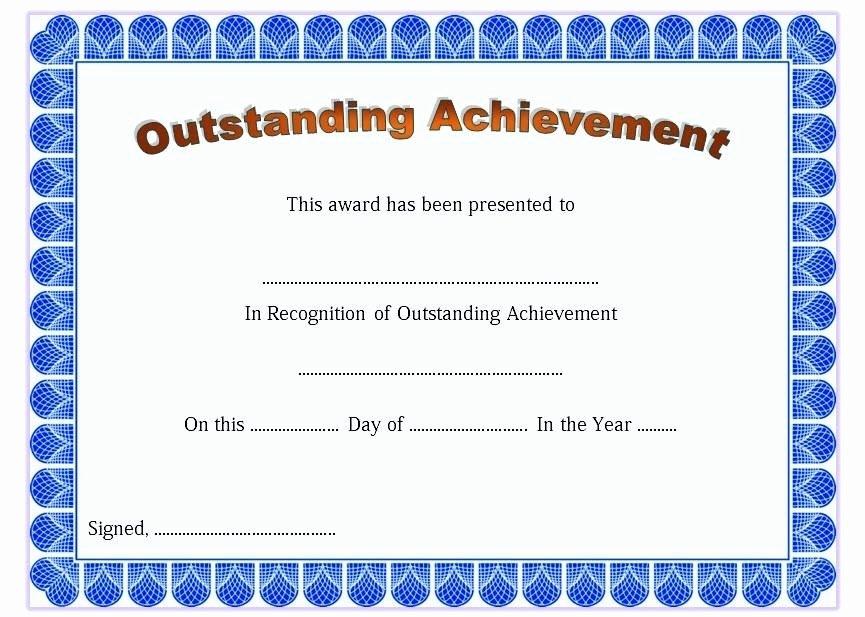 Google Doc Certificate Template Fresh 9 Scholarship Certificate Templates Free Word format