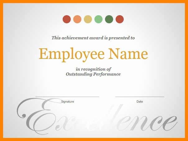 Google Doc Certificate Template Fresh Achievement Certificate Template Google Docs