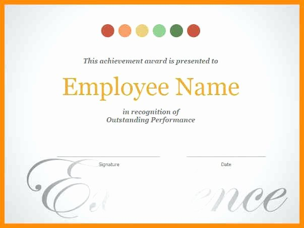 Google Doc Certificate Template Lovely 9 Scholarship Certificate Templates Free Word format