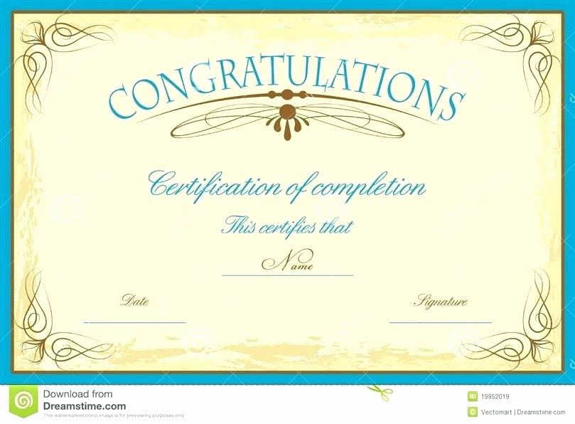 Google Doc Certificate Template Unique Student the Year Award Certificate Templates Best B