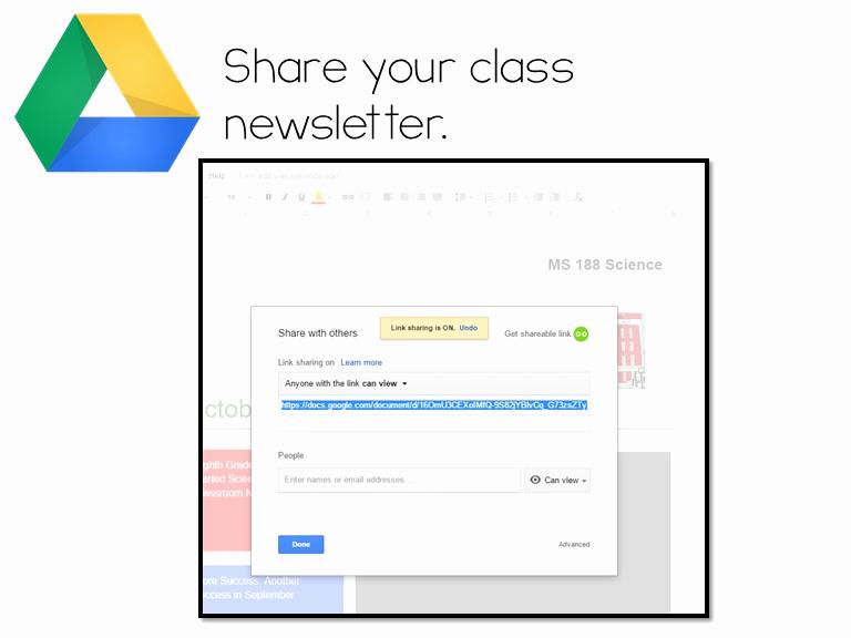 Google Doc Newsletter Template Fresh Digital Newsletter Templates In Google Slidesthe Techie
