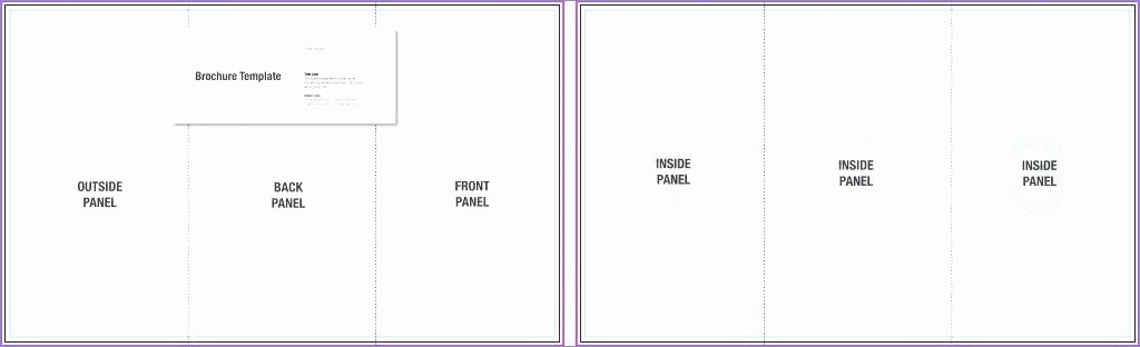 Google Docs Booklet Template Awesome Brochure Google Templates Drive Fold Template Word In