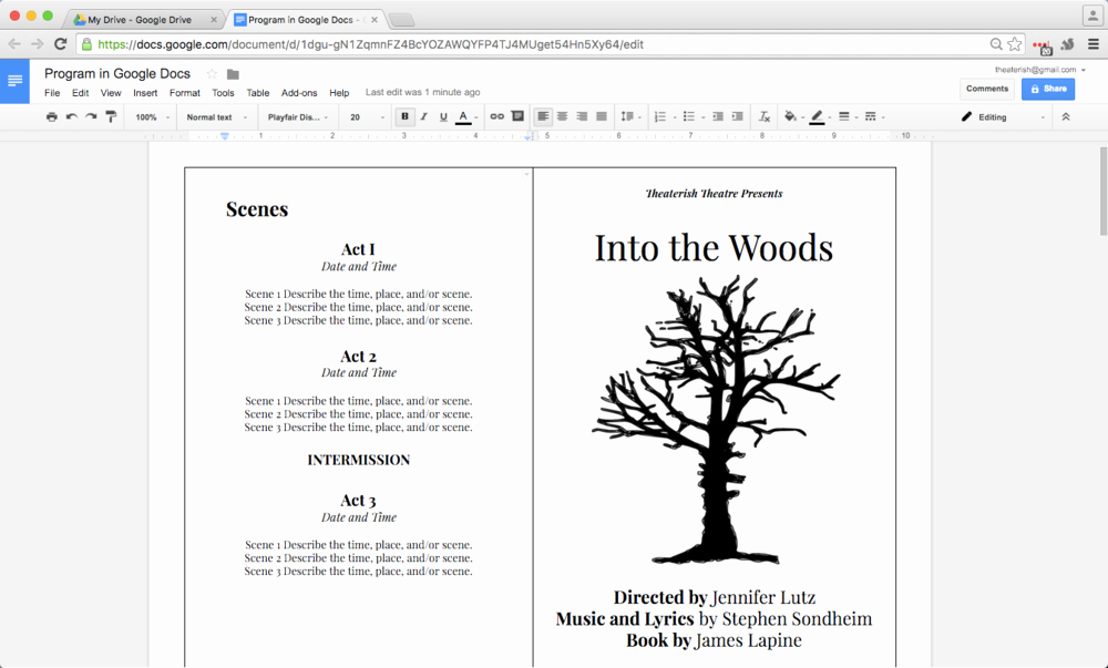 Google Docs Booklet Template Beautiful Great Google Docs Booklet Template theoddvillepress