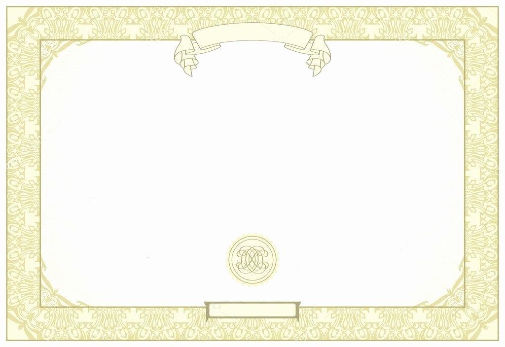 Google Docs Border Template Elegant Template Editable Certificate Template Free Printable