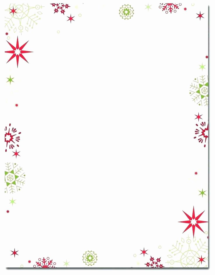 Google Docs Border Template New Free A Snowman Paper Printable Border Templates Template
