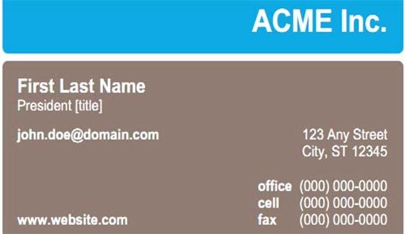 Google Docs Card Template Fresh Business Card Template Google Docs