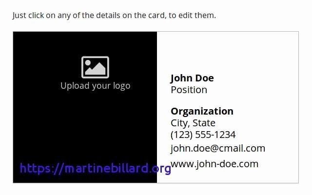 Google Docs Card Template Inspirational Business Card Template for Google Docs Awesome Business