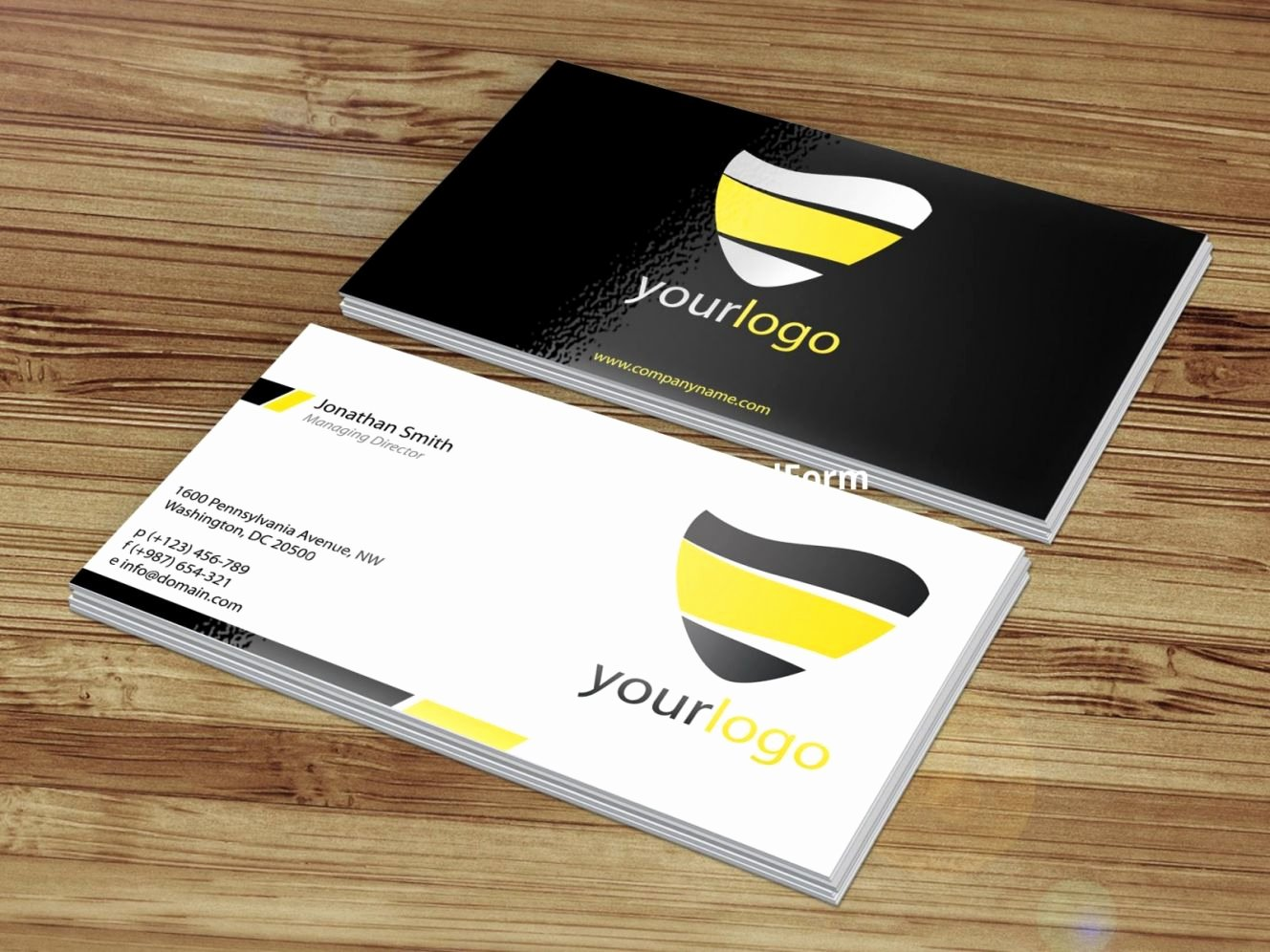 Google Docs Card Template New Double Sided Business Card Template Inspirational Avery