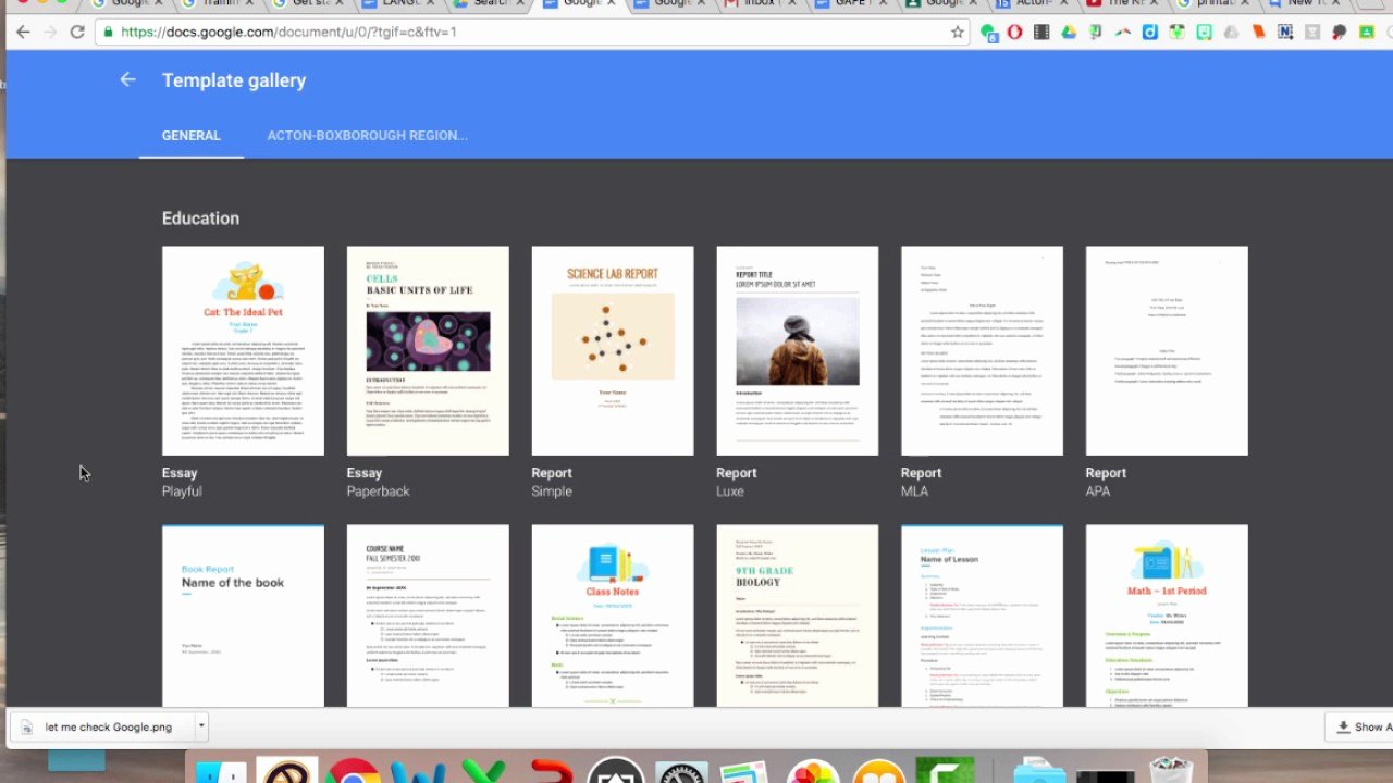 Google Docs Cookbook Template Beautiful How to Use Google Docs Templates