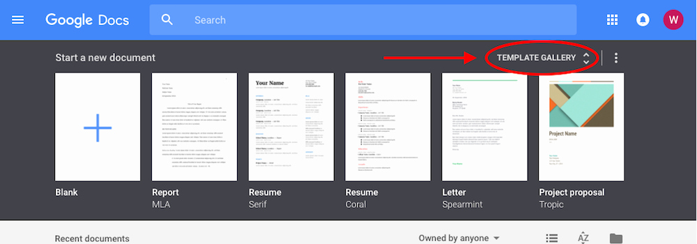 Google Docs Cookbook Template New Powerful Pairing Easybib Add On Google Docs Mla