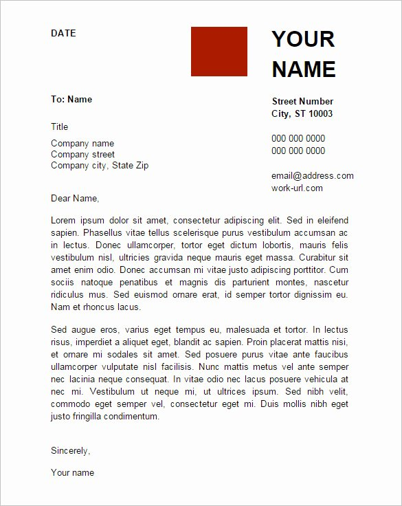 Google Docs Letter Template Luxury 19 Google Docs Templates Free Word Excel Documents