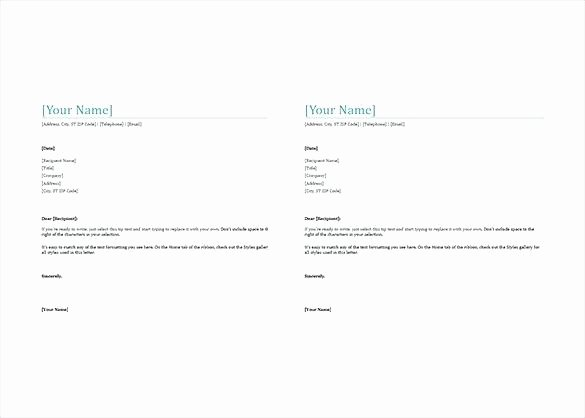 Google Docs Letterhead Template Fresh Apple Pages Resume Template New Letterhead Newsletter