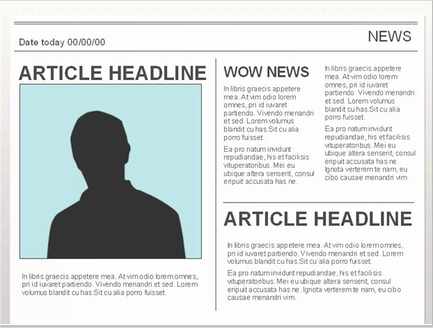 Google Docs Newspaper Template Awesome 10 Best Of Google Docs Newspaper Article Template