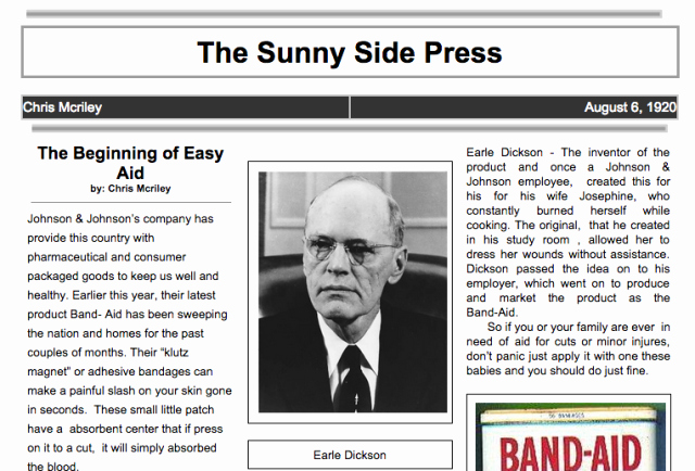 Google Docs Newspaper Template Luxury 24 Google Docs Templates that Will Make Your Life Easier