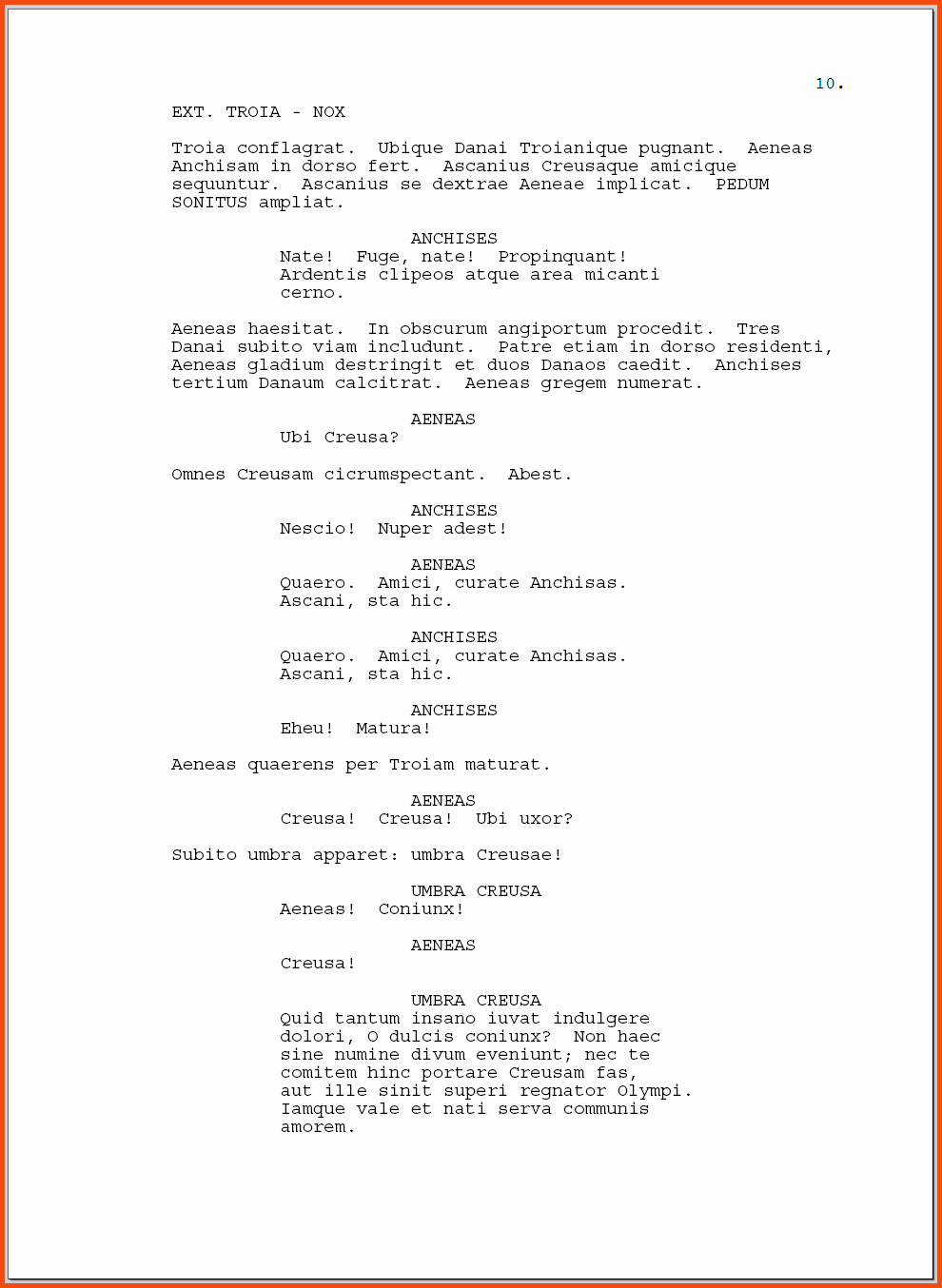 Google Docs Screenplay Template Lovely Template Screenplay Template Screenplay Template