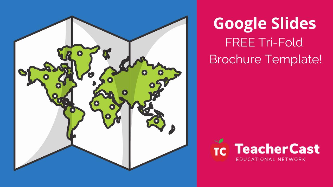 Google Docs Template Brochure Inspirational Blank Tri Fold Brochure Template Google Slides Free Download