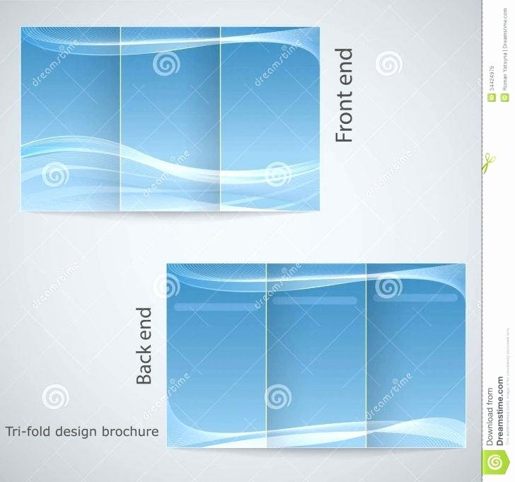 Google Docs Trifold Template Awesome Google Docs Brochure Template File Free Download