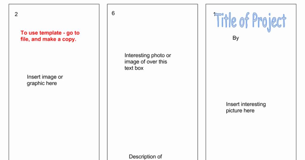 Google Docs Trifold Template Beautiful Brochure Pamphlet Template Google Docs Google Docs