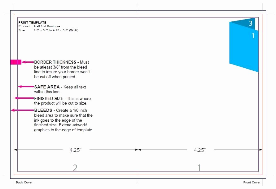 Google Docs Trifold Template Elegant Google Docs Brochure Template 13 Templates – Inhoxa
