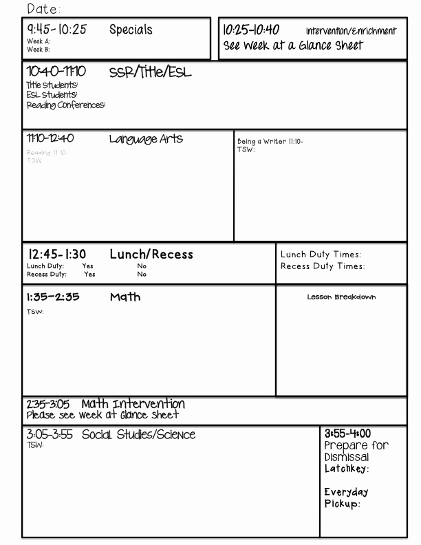 Google Lesson Plan Template Unique Guided Writing Lesson Plan Template Google Search