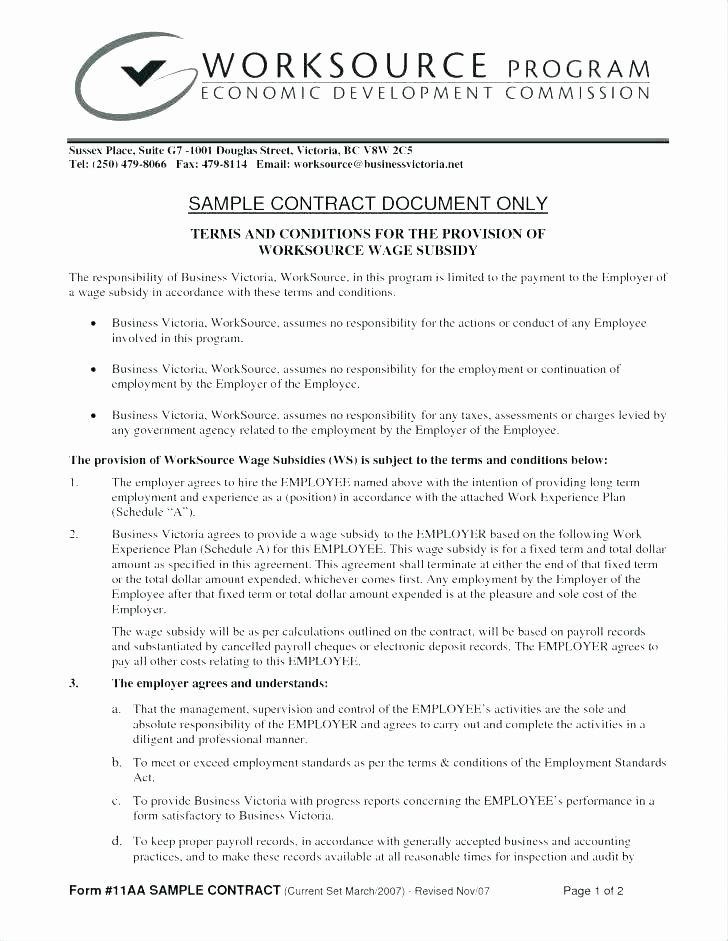 Government Contract Proposal Template Best Of Design Proposal Agreement Template Contract Doc and