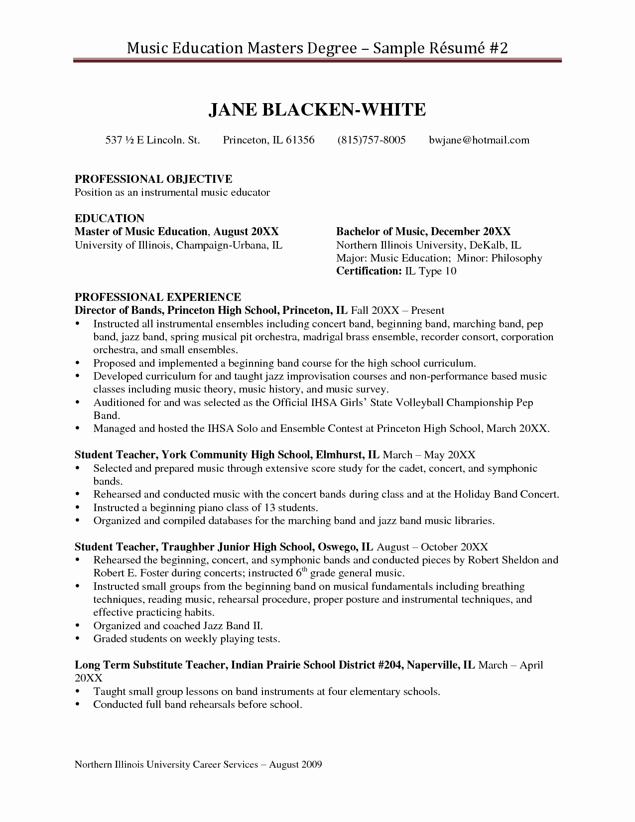 Grad School Resume Template Inspirational Graduate Teachers Resume Example Google Search