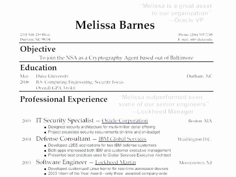 Graduate School Cv Template Beautiful Resume for Grad School Awesome Resume for Grad School