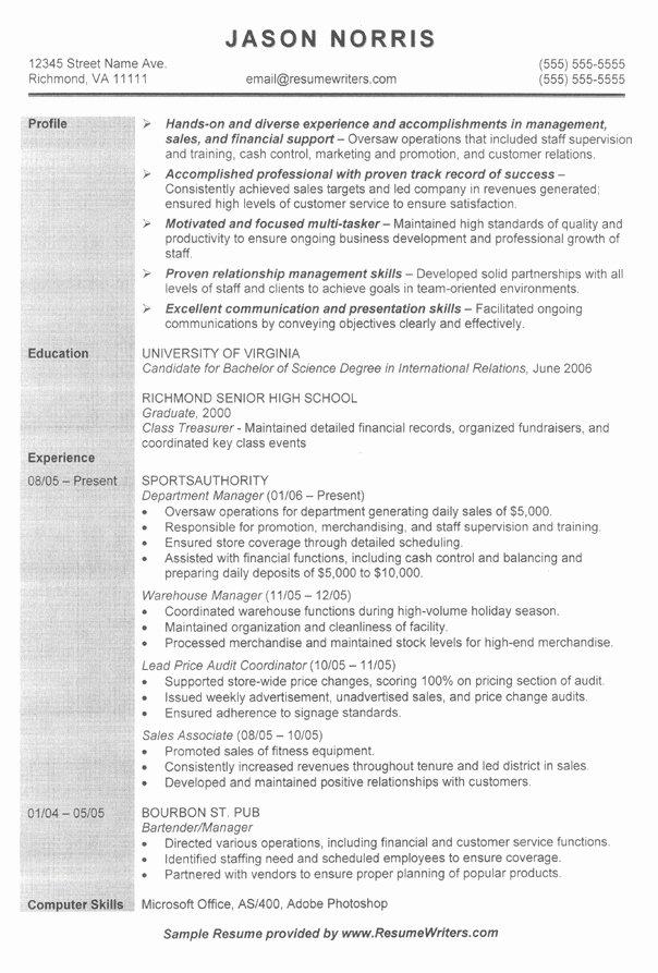 Graduate School Resume Template Fresh Graduate School Sample Resume Best Resume Collection