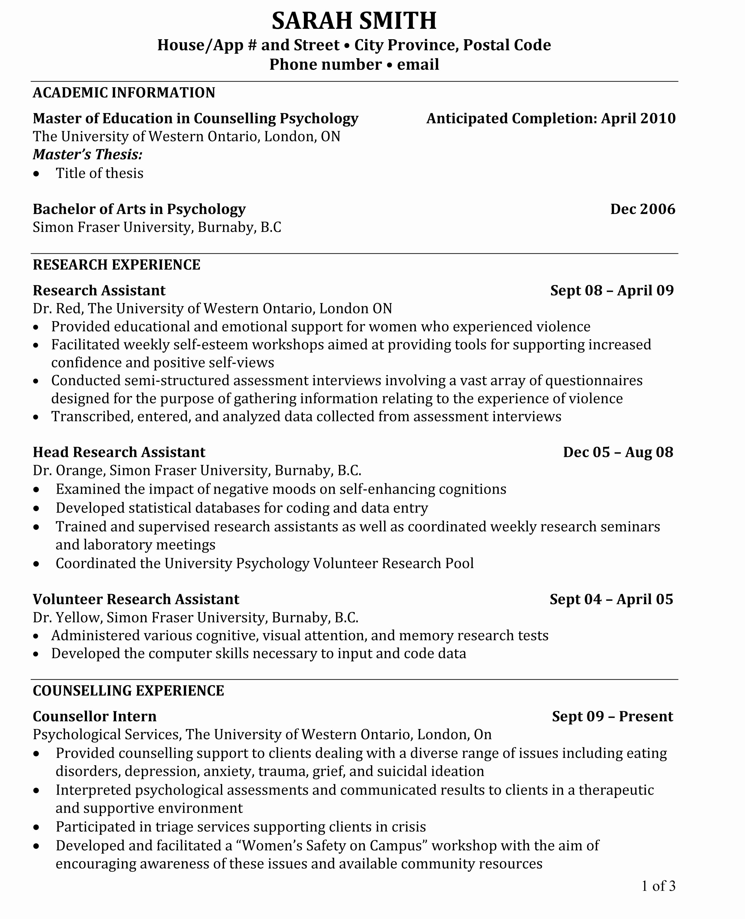 Graduate School Resume Template Luxury Pin by Kathy Thompson On Teaching Pinterest